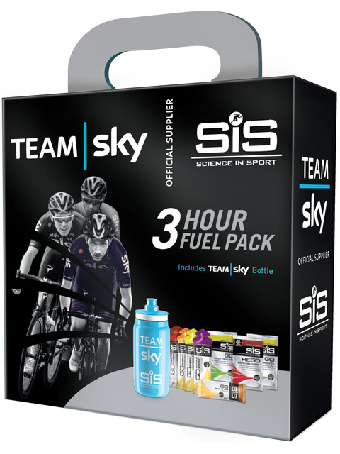 SiS Team Sky 3 Hour Fuel Energitillskott